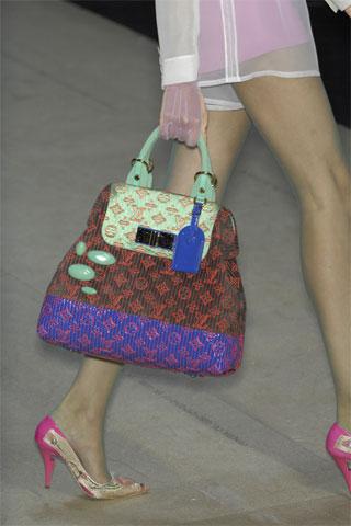 7dd0395af2a5 BAG REVIEW  Louis Vuitton Spring  Summer 2008