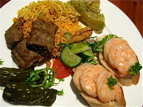 Emirates Business Class Food Food Blog: On the Emir...