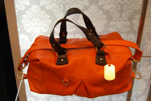 3fdff7d17aad This is the first one– a leather satchel that I frankly wouldn t mind  carrying. For one